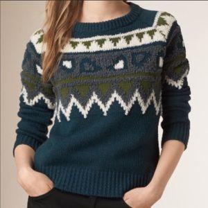 Burberry Alpine Wool Cashmere Sweater